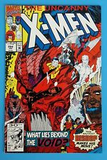 The Uncanny X-Men #284 Bishop Marvel Comics 1992