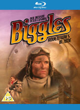 Biggles: Adventures in Time DVD (2015) Neil Dickson ***NEW***