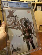 X-23 Target X 1B (Feb 2007, Marvel) Djurdjevic 1:10 Variant . NM+. Origin Lara.