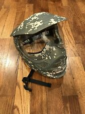 Digital Camo Army Airsoft Mask
