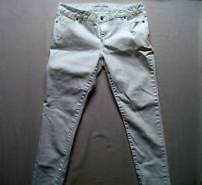 Womens MICHAEL KORS white Jeans Sz 6 surf beach sailing sexy fashion pants