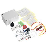 1-30MHZ LED VSWR DIY MANUAL ANTENNA TUNER KIT MODULE FOR HAM RADIO CW QRP US