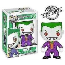Toy Funko - Joker Batman Pop! Heroes Vinyl Figure #06