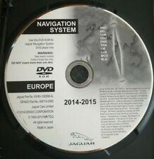 DVD Navigation JAGUAR 2015  Deutschland France Benelux   XF X250 XK MY TYPE X150