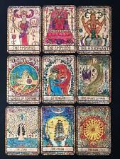 Samiramay Tarot Edition Limitée Numérotée Of 890 Copies Wonderful No Baba Studio