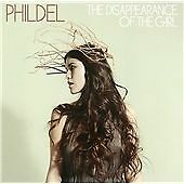 PHILDEL - THE DISAPPEARANCE OF THE GIRL New + Sealed CD Phildel Hoi Yee Ng Decca