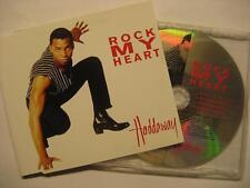 """HADDAWAY """"ROCK MY HEART"""" - MAXI CD"""