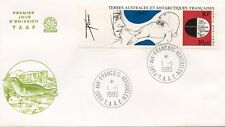 FDC / T.A.A.F. TERRES AUSTRALES TIMBRE PA N° 89 / FAUNE /