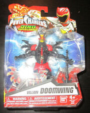 Power Rangers Dino Super Charge Villain Doomwing 43308 Figure