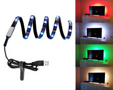 GloBrite Colour Changing 50cm 5v LED Strip USB TV, PC, Computer Sreen Back Light