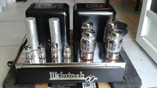 McIntosh MC-60 Amp Restored / ReChromed