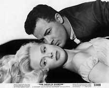 Cornel Wilde, Jean Wallace - The Devil's Hairpin (1957) -  8 1/2 X 11