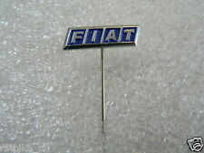PINS,SPELDJES FIAT LOGO 50'S/60'S/70'S ANSTECKNAGEL CAR AUTO OLDTIMER
