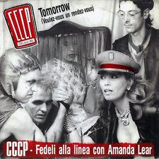 """CCCP FEDELI ALLA LINEA TOMORROW,INCH'ALLAH VINILE 7"""" RECORD STORE DAY 2016 NUOVO"""