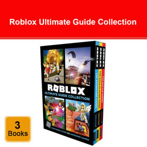 Roblox Ultimate Guide 3 Books Children Collection Set by Egmont NEW Pack