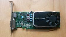 NVidia Quadro 600 1GB DDR3 PCIe Video Card 612951-001 616074-001