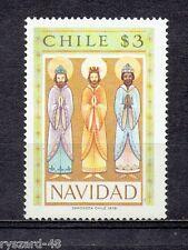 Chile 1978  -  Mi 896 **   Christmas