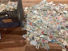 More details for greece stamps 2500 picked at random vintage modern unchecked