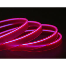 1/2/3M LED EL Wire Neon String Car Atmosphere Light Decor+Power Contactor Driver