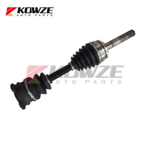 Right Front Axle Drive Shaft Assy fit for Mitsubishi Montero 3.0L 3.5L 1991-1999