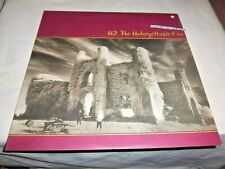 U2-THE UNFORGETTABLE FIRE-VG+/VG+ VINYL RECORD ALBUM LP