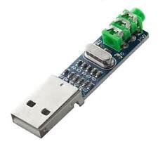 AZDelivery Mini PCM2704 USB Sound Karte DAC Decoder Board DV 5V für Raspberry Pi