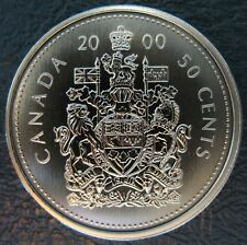 RCM - 2000 - 50-cent - Coat of Arms - SPECIMEN - Uncirculated