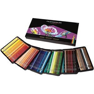 Prismacolor Premier Farbige Stifte - Geschenk Set Mit Staffelei Ständer Box -