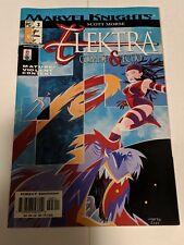 Elektra Glimpse & Echo #3 November 2002 Marvel Comics Scott Morse