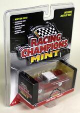 Racing Champions Menta 1/64 escala 1960 Chevy Impala Rojo Blanco Coche Modelo Diecast