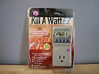 P3 International P4460 125V Electricity Usage Monitor KILL A WATT EZ