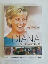 VGC Diana Everlasting DVD Family Movie Film Drama Princess PG