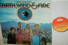 EARTH ,WIND AND FIRE : OPEN OUR EYES 1974*SOUL /FUNK *CBS HOLLAND STEREO