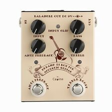 CALINE CP-40 PRE-AMP DI Box for ACOUSTIC GUITARS  NEW AND NICE US SHIP!