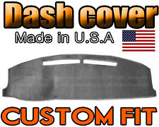 fits 1999-2004 Oldsmobile Alero Dash Cover Mat Dashboard Pad / Charcoal Grey (Fits: Oldsmobile Alero)