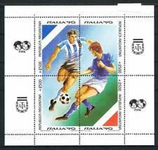 282028) Argentinien Block 40** Fußball