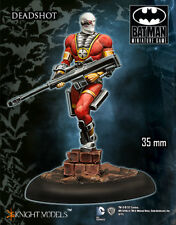 Batman Miniature Game: Deadshot (classic costume) Knight Models New