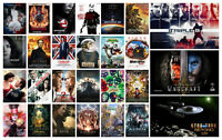 2016 BEST MOVIE FILM CINEMA WALL DECO A3 A4 POSTER OPTIONS PRINT BUY1GER2FREE