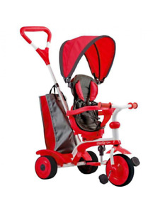 Poussette Ystrolly Spin Red
