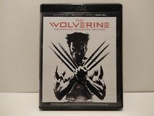 The Wolverine (3D/Blu Ray/ DVD) Unleashed Edition - 4 Disc Set