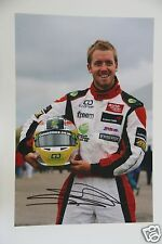 Sam Bird (racing driver) 20x30cm Foto signed Autogramm / Autograph in Person #