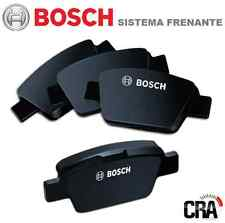PASTIGLIE BOSCH FIAT BRAVO 2 dal 2006 POSTERIORE tutti i modelli