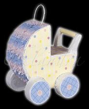Baby Shower Pinata Cochecito de bebé decoración de la Mesa Central Plus Gratis Máscara