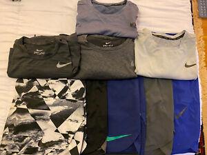 (Lot Of 9) Nike Training Shorts & Shirts XL