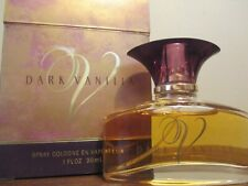 Dark Vanilla Cologne Spray 1.0 FL. OZ. By Coty. NIB