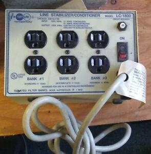 Tripp Lite LC-1800 Line Stabilizer / Conditioner