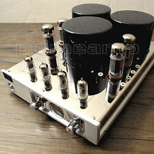 YAQIN MC-13S SVSV EL34 Vacuum Tube Push-Pull Integrated Amplifier 10T 10L 240V