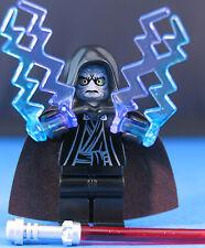 LEGO® STAR WARS™ 8096 Rare Gray face Emperor Palpatine™ / Sidious Minifigure
