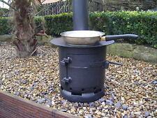 gas bottle wood burner stove