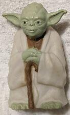 "Vintage Star Wars 1996 YODA Lucas Film Applause 3.25"" Toy Figure Figurine"